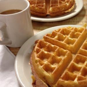 Bertha's Diner Waffles