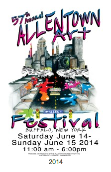 57th Allentown Art Festival