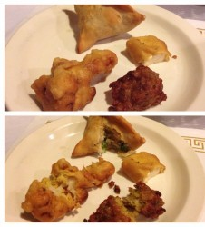 Jewel of India Appetizers