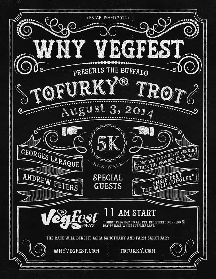 Trot Poster