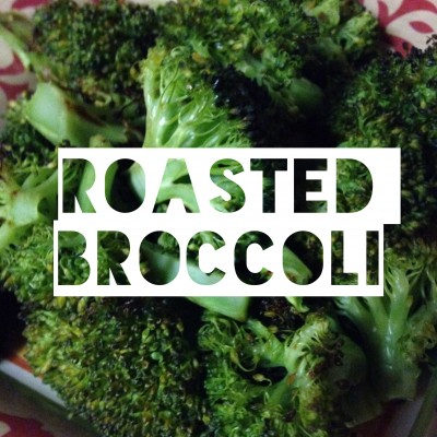 Perfect Roasted Broccoli