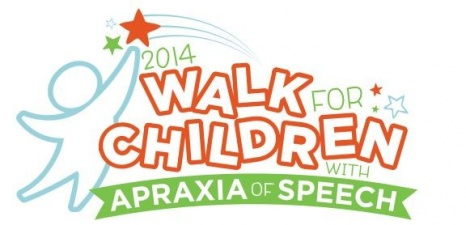 2014 Western New York Walk for Children with Apraxia