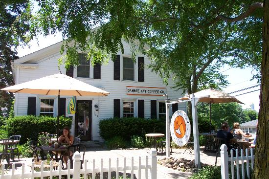Orange Cat Coffee Co