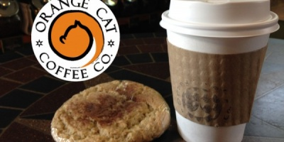 Orange Cat Coffee Co.