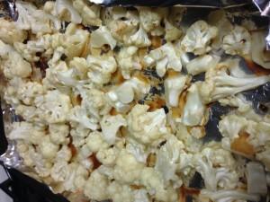 Breaded Baked Cauliflower