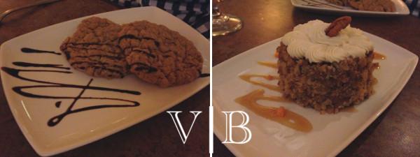 Merge Desserts