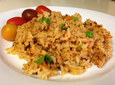 Mexican Rice 2