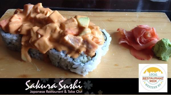 Sakura Sushi LRW