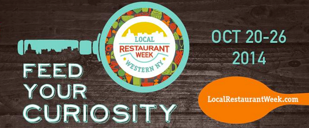 Local Restaurant Week Fall 2014