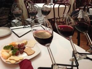 Parings Wine Flight