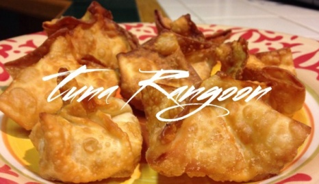 Tuna Rangoon