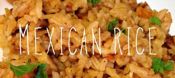 Delicioso Mexican Rice