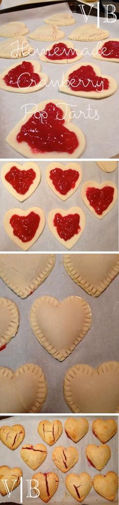 Pinterest Homemade Cranberry Pop Tarts