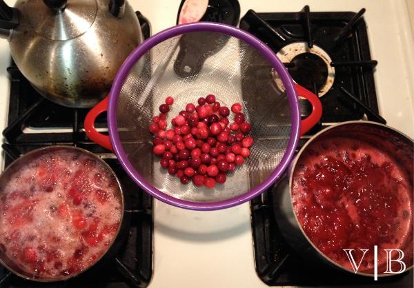 Vegetarian Buffalo Cranberry Recipes