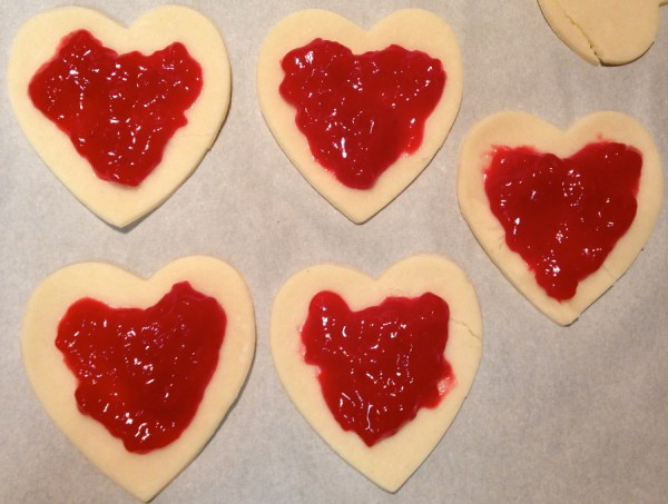 Cranberry Jelly filling