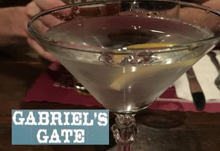 Gabriels Gate Martini