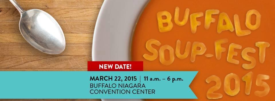 New SoupFest Date