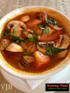 Yummy Thai Tom Yum