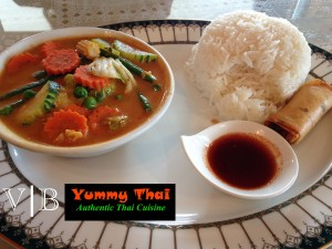 Yummy Thai Panang