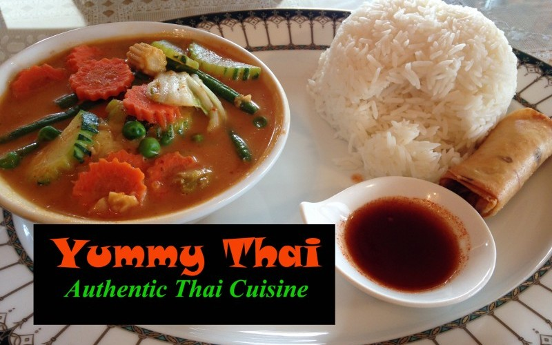 Yummy Thai Panang Feature