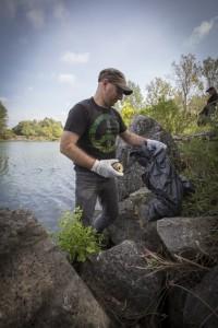 RiverKeeper Clean Up