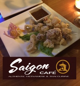 Saigon Crispy Calamari