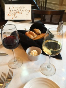 Wine and Bread Basket