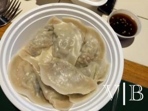 Taste Vegetable Dumplings
