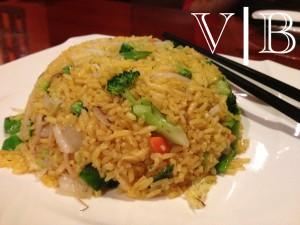Tokyo Bistro Fried Rice