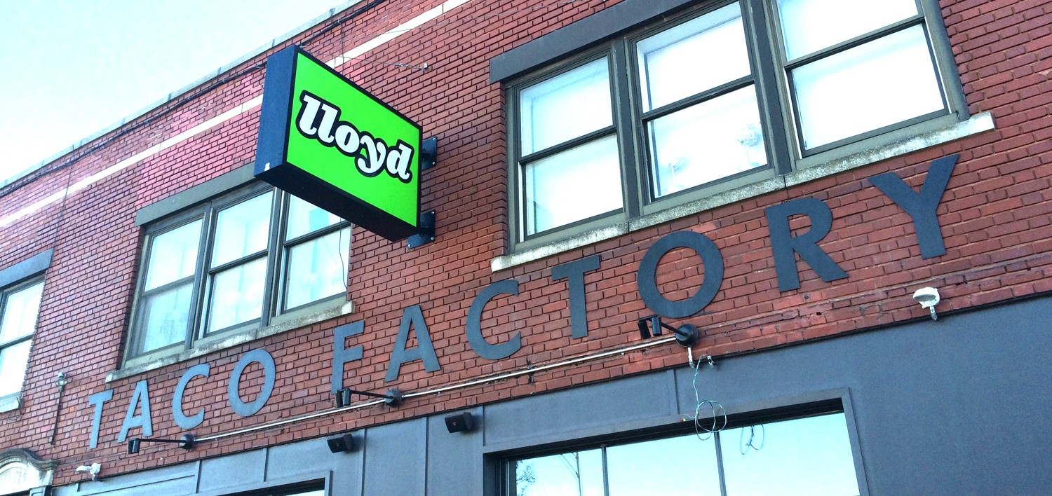 Lloyd Taco Factory